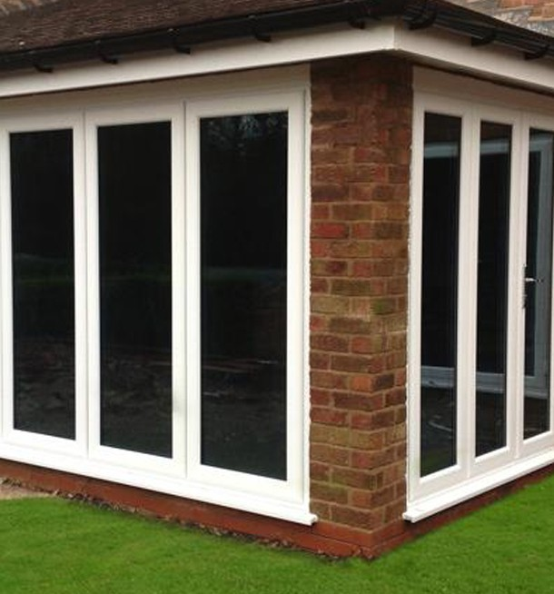 Offering versatility over other door choices of Sliding Patio, Sliding Folding or BiFolding Doors.