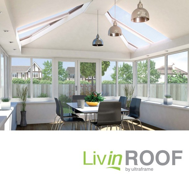 Click image above to download our Livin Roof Conservatories Brochure